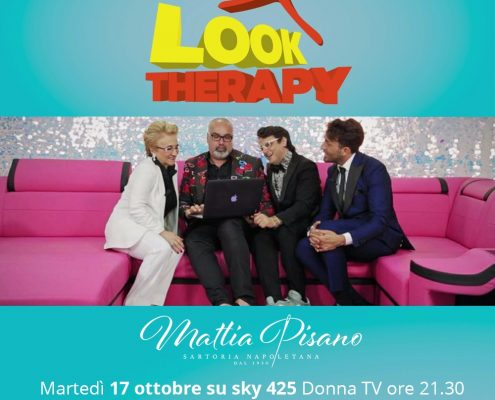 mattia pisano look therapy